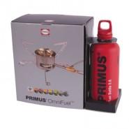 Hornillo Omnifuel + botella fuel 0.6L Primus